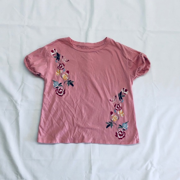 Arizona Jean Company Other - Little Girls Embroidered Tee